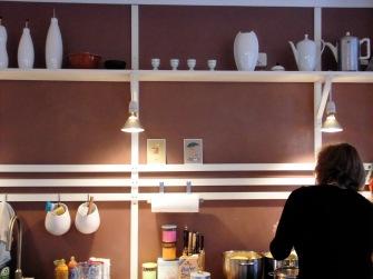Küche - Rückwand