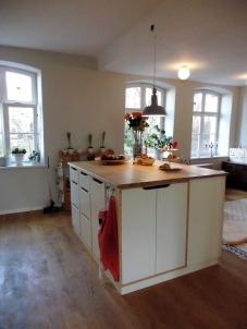Küche - freistehender Block