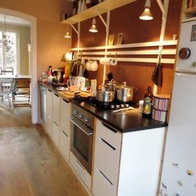 Bergstraat, Vaals (NL) - offene Küche