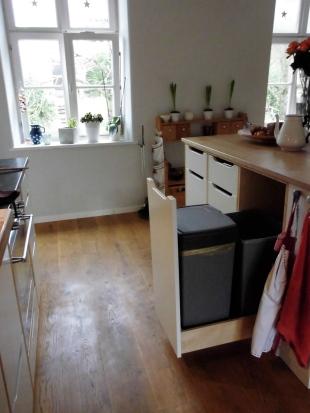 Küche - Hohe Schübe