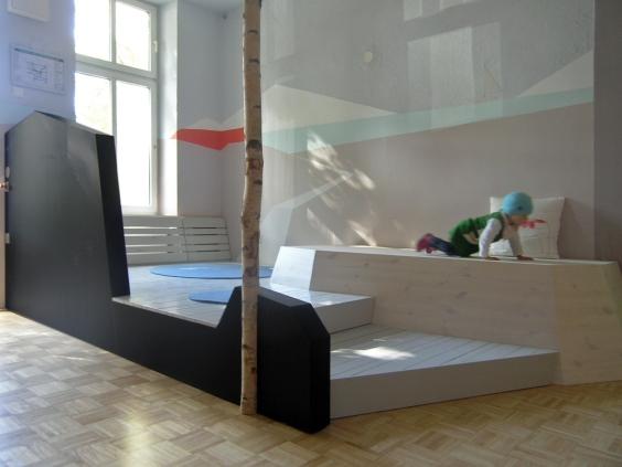 Spiel-Landschaft Foyer