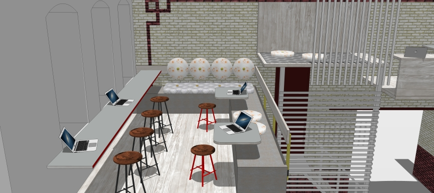 Brauerei CoWorking-Space